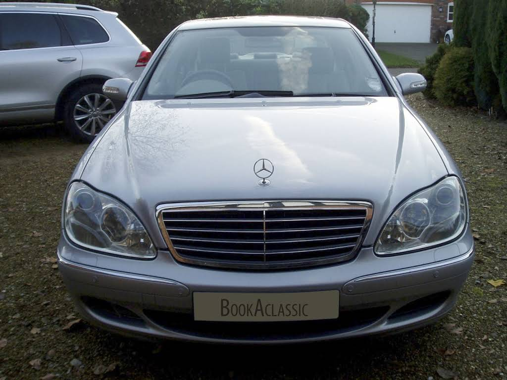 Mercedes Benz S350 S Class For Hire In Knutsford