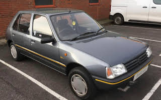 Peugeot 205 Style  Hire Plymouth
