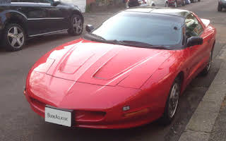 Pontiac Firebird Hire Greater London