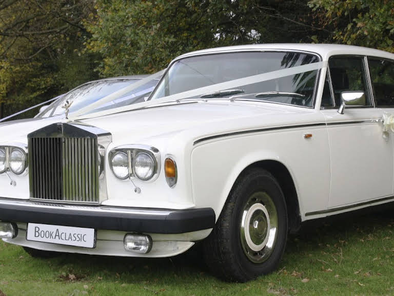 Rolls Royce Silver Shadow 11 For Hire In Pontllanfraith