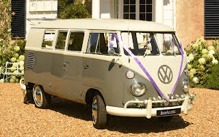 VW Split Screen Camper Van Rent Greater London