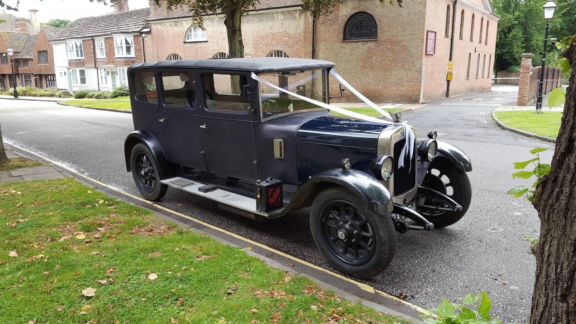 Austin 20hp 6cylinder Saloon For Hire In Billingshurst