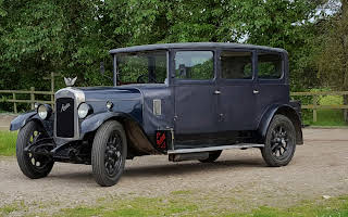 Austin 20hp 6cylinder Saloon Rent South East