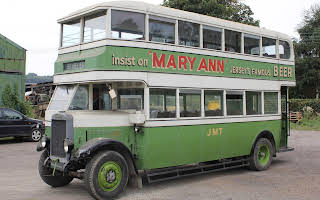 Leyland Double Deck Bus TD 1 Rent East Midlands