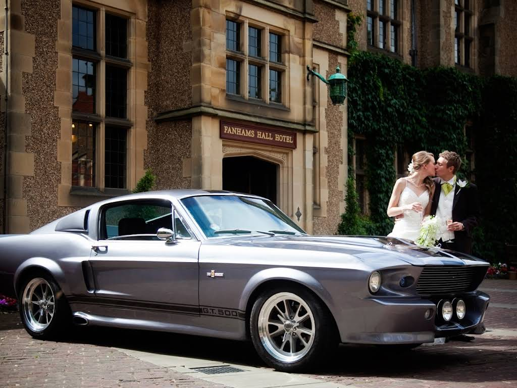 Ford Mustang For Hire In Huntingdon Bookaclassic