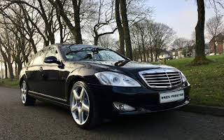 Mercedes Benz S Class Rent East Midlands