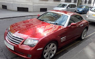 Chrysler Crossfire Rent Eastern