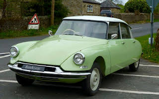 Citroeen Ds Id19 Hire Edinburgh