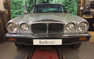 Daimler  Sovereign  Hire Buckinghamshire