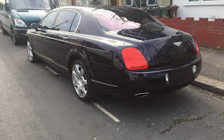 Bentley Continental GT Rent Greater London