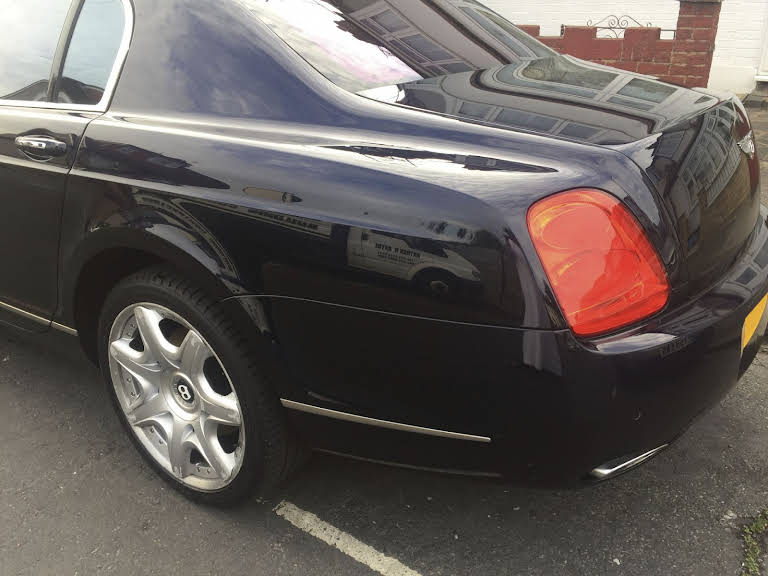 Bentley Continental Gt Mulliner Diamond Series Hire London