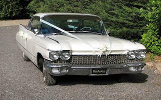 Cadillac Sedan De Ville Rent South East