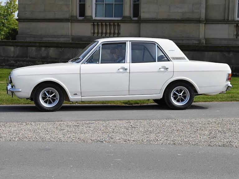 Ford Cortina 1600e Hire Leeds