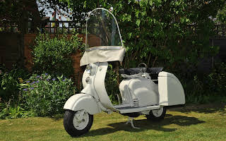 Lambretta Ld 150  Hire Reading