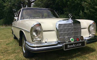 Mercedes Benz W108  280s Hire Ashford