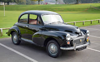 Morris Minor Hire Romsey
