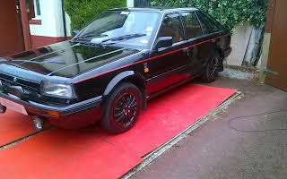 Nissan Bluebird Hire Hull