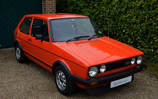 Volkswagen Golf Gti Mark 1 Hire Romsey