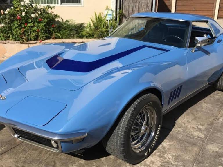 Chevrolet Mako Shark Hire Tunbridge Wells