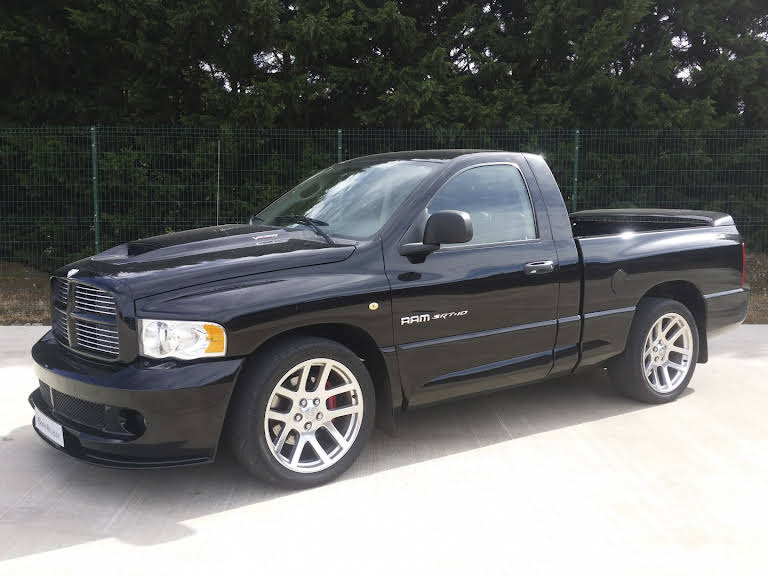 Dodge Ram Srt10 Viper Hire Lincolnshire