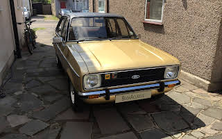 Ford Escort Hire Essex