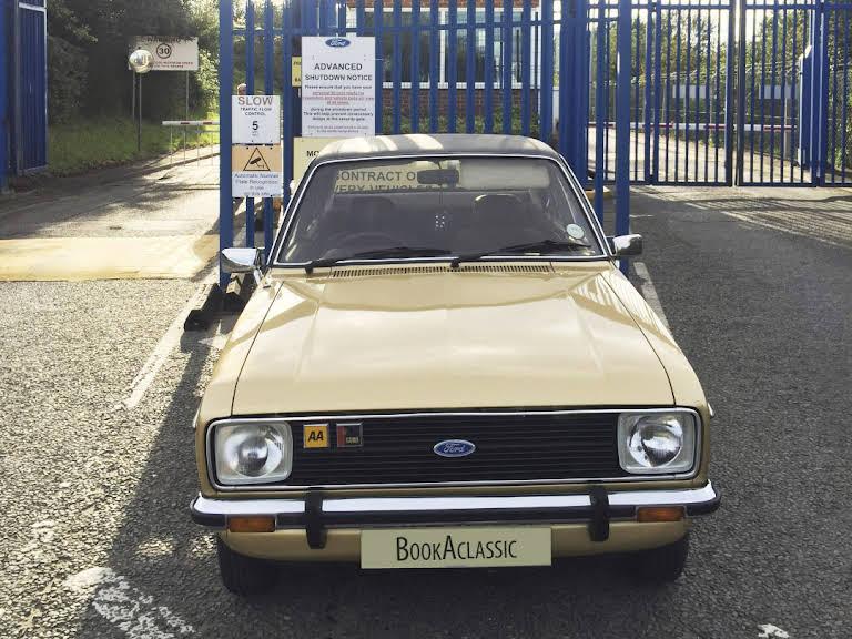 Ford Escort Hire Essex