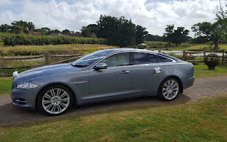 Jaguar Xj Portfolio Rent South East
