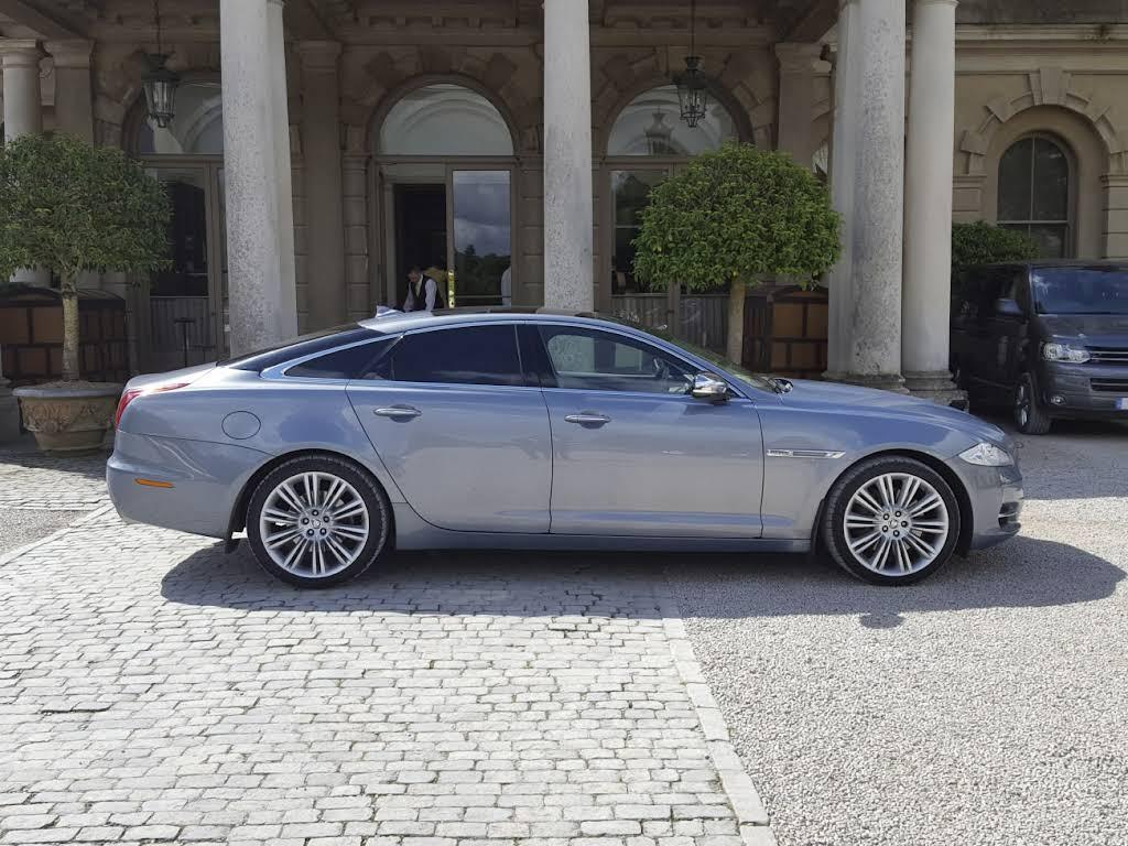Jaguar Xj Portfolio For Hire In Ashford Bookaclassic