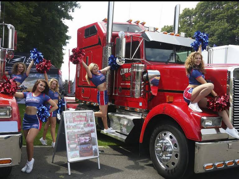 Kenworth W900l American Truck W900l Hire Lincolnshire
