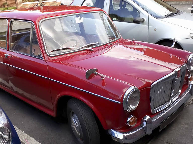 MG Mk1 1100 Hire Liverpool