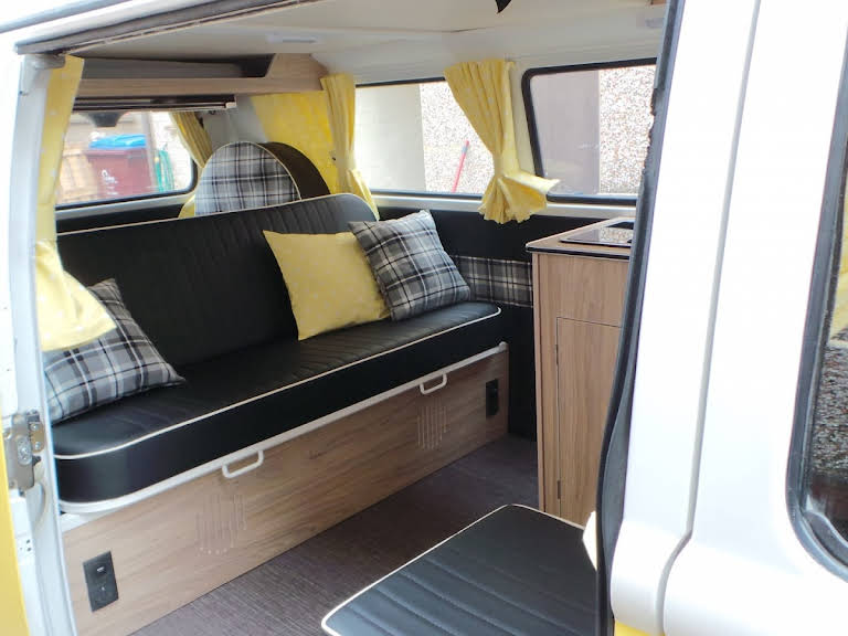 VW Brazilian Kombi Transporter Camper Hire Liverpool