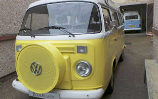 VW Transporter Camper Rent North West