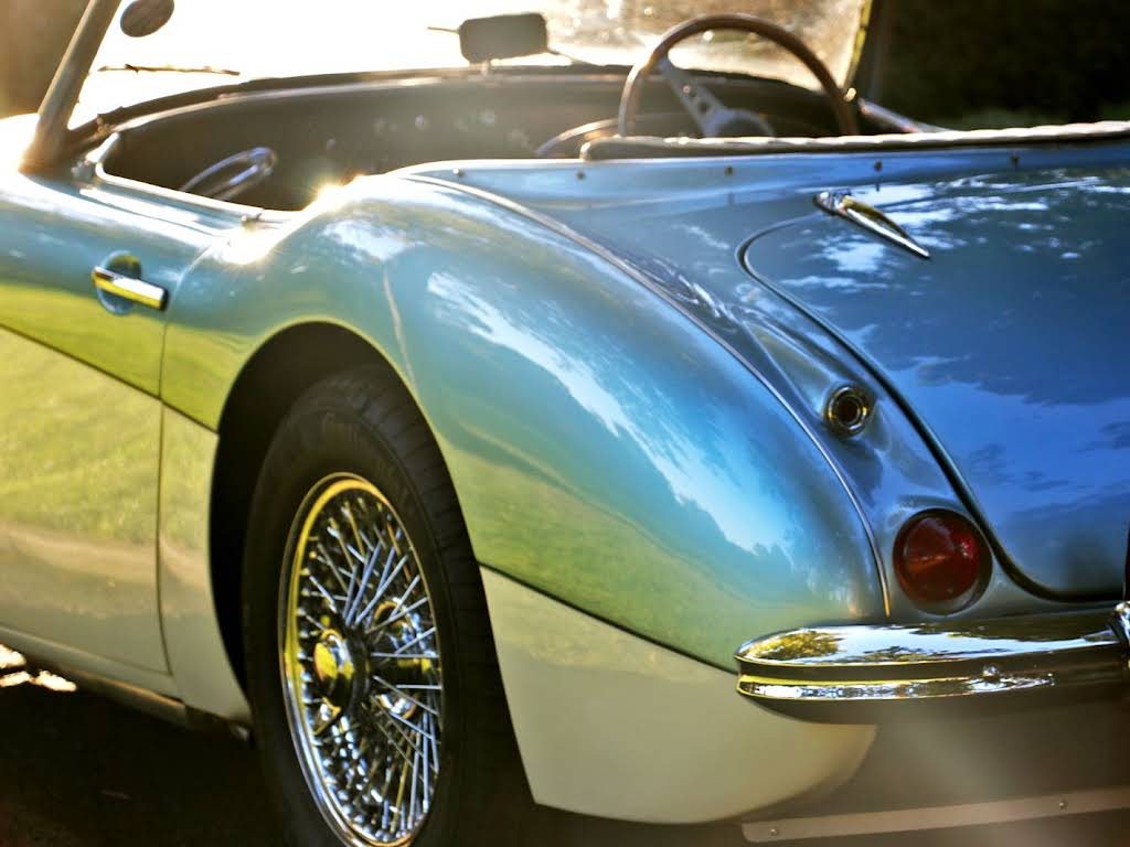 Austin Healey 3000 Mk2 Hire Weybridge
