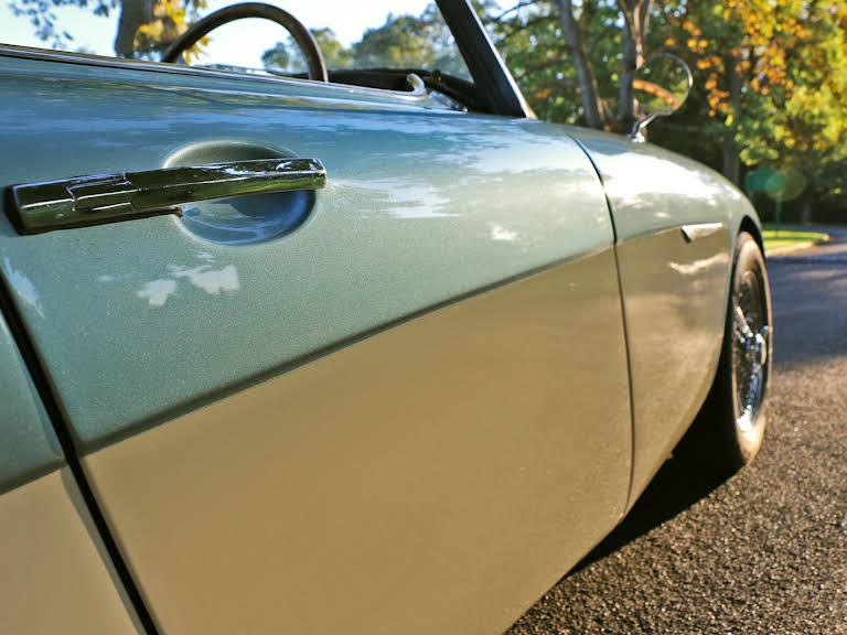 Austin Healey 3000 Mk2 Hire Weybridge