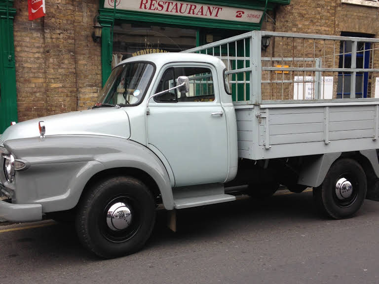 Bedford J Type Hire Kent