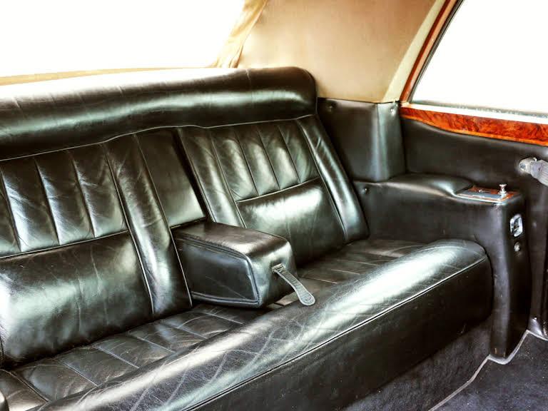Rolls Royce Corniche Convertible Hire Weybridge
