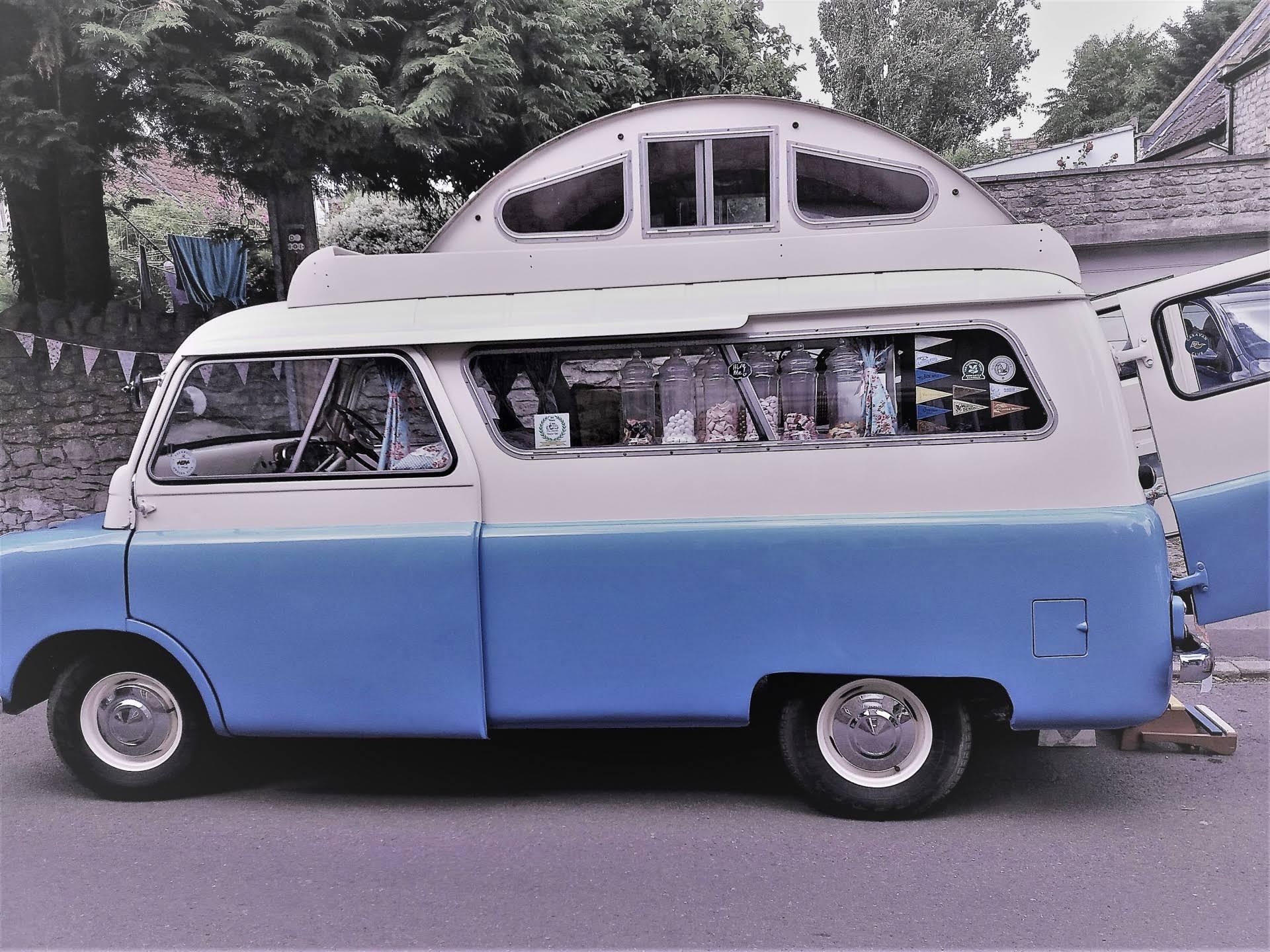 Van Hire Bedford >> Bedford Car Show 2017 Time Capsule 1972 Cf Bedford Van The
