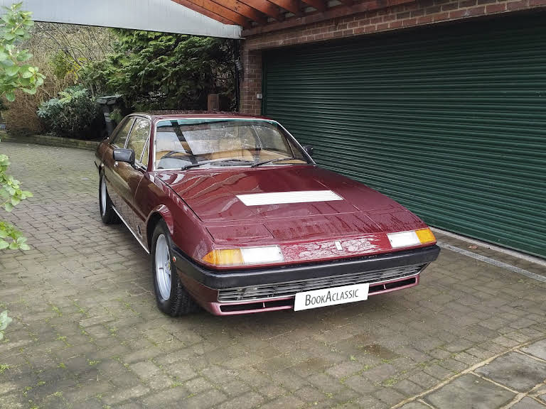 Ferrari 400i Hire Rickmansworth