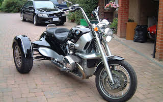 Grinnall Bmw Trike Hire Rickmansworth