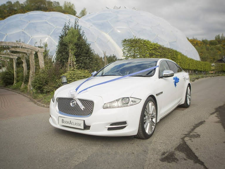 Jaguar Xj L Hire Bideford