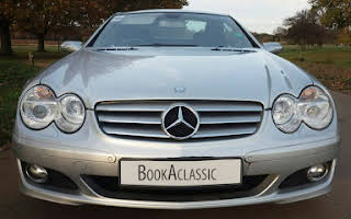 Mercedes 500 Sl Rent South East