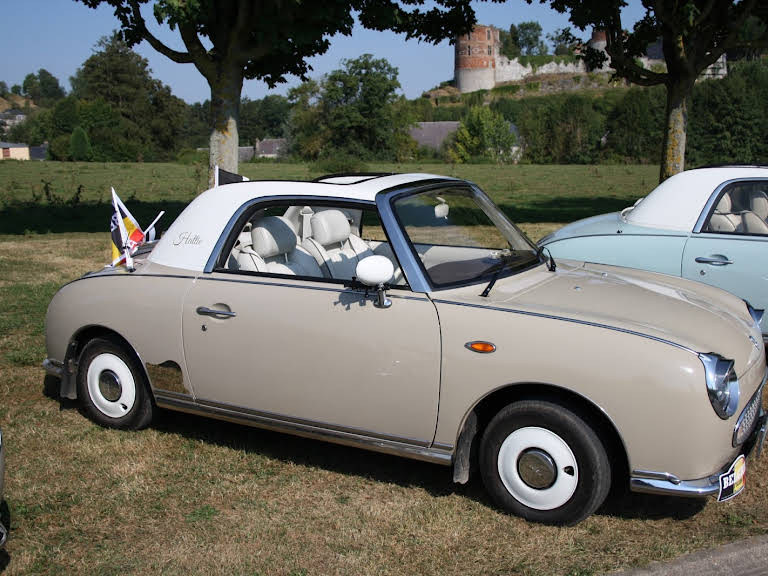 Nissan Figaro Hire St Austell