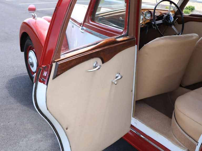 Riley Rmb Sports Saloon Hire York