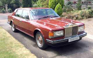 Rolls Royce Silver Spirit Rent Greater London