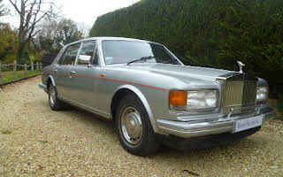 Rolls Royce Silver Spirit  Rent South East