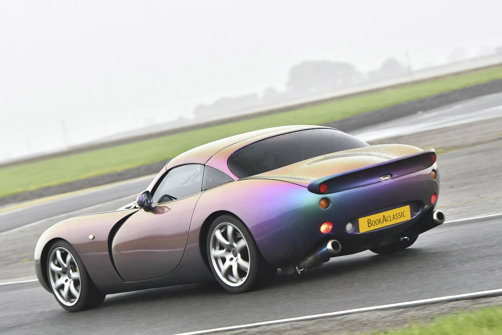 Tvr Tuscan S For Hire In Chesterfield Bookaclassic