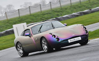 Tvr Tuscan S Hire Chesterfield