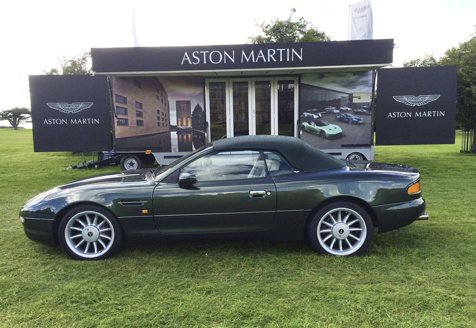 Aston Martin Wedding Car Price