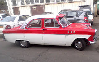 Ford Consul 375 Rent Greater London