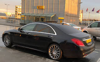 Mercedes-Benz S 350d A Executive Amg Line Black Rent Greater London